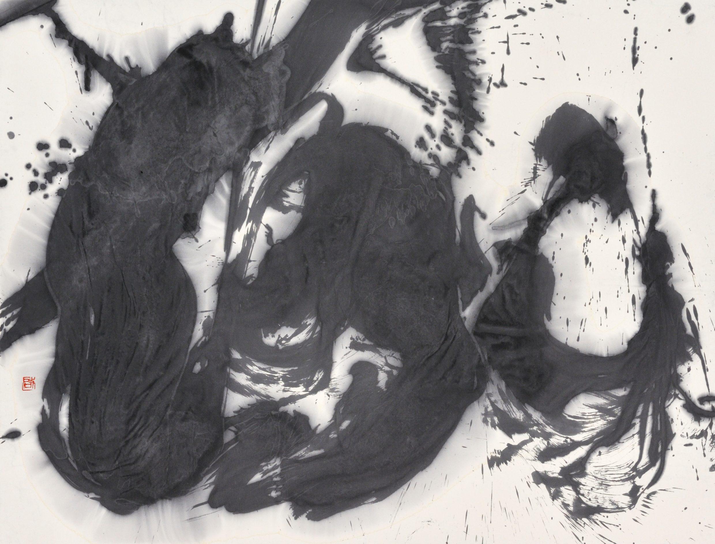 鳳 Phoenix 105cm×135cm